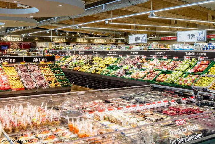 На заметку русским магазинам: что делают в Германии с продуктами с истекающим сроком годности