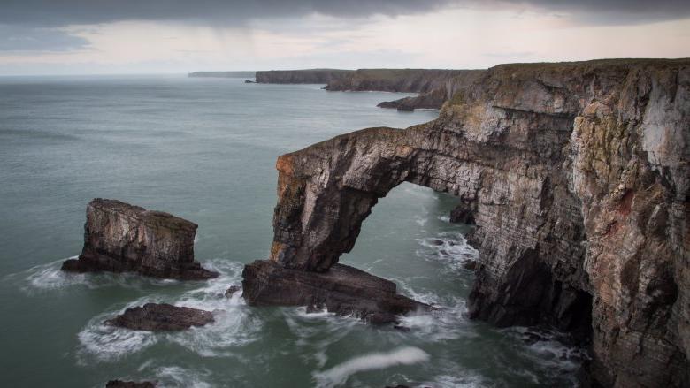 Возносятся над морем, скрываются в лесах: 10 мостов, построенных самой природой