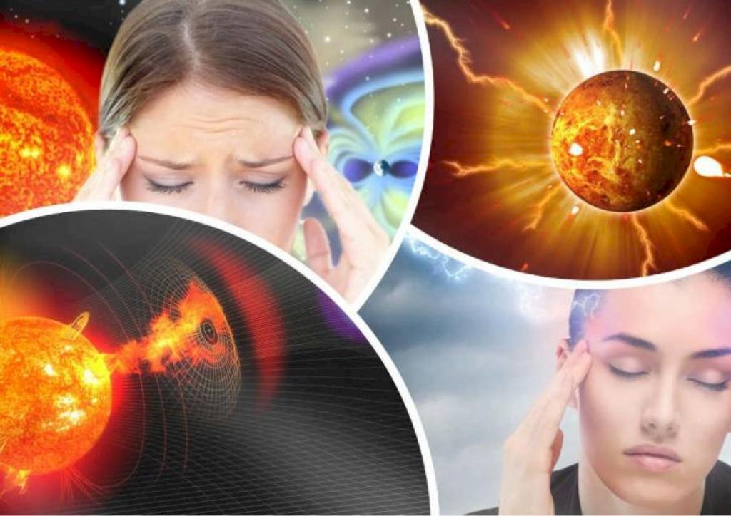 В конце сентября эксперты прогнозируют мощные магнитные бури. Как уберечь здоровье в эти дни