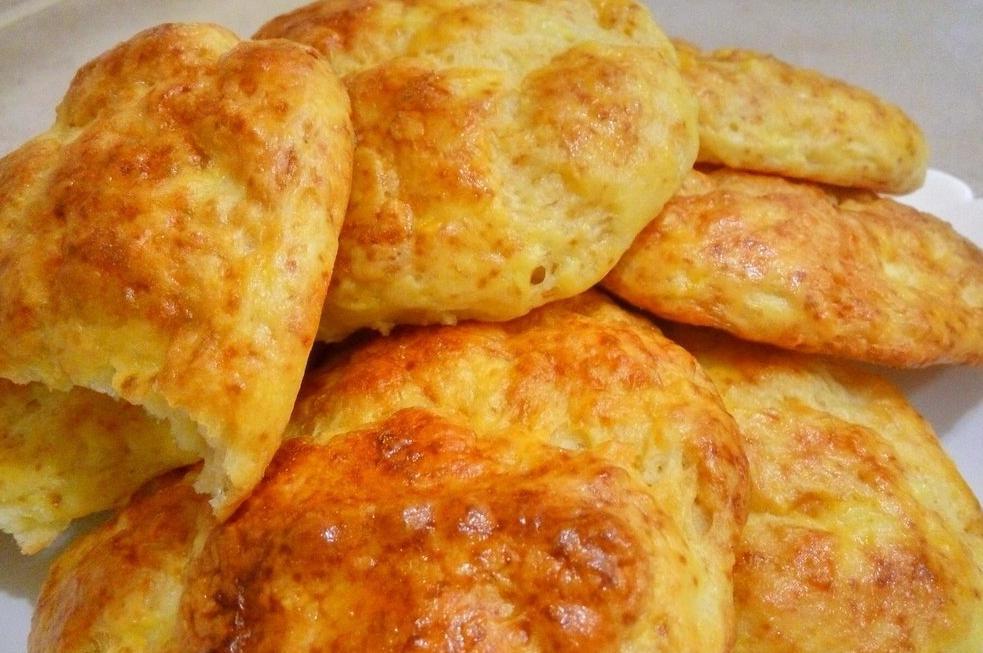 На завтрак в выходные я часто готовлю быстрые творожные булочки: это очень вкусно (рецепт)