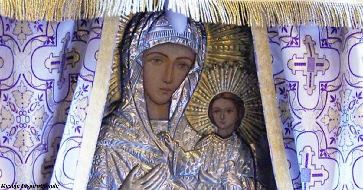 Молитва Пресвятой Богородице: очень короткая, помогает вам, семье и вашему дому