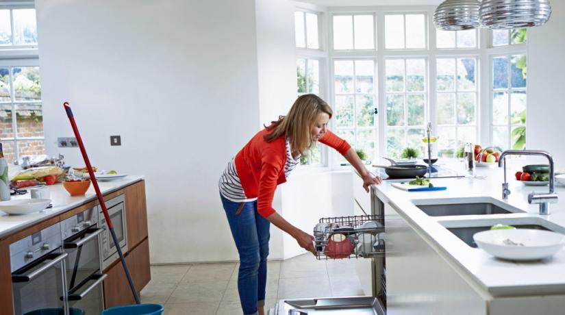 После уборки у меня на кухне намного больше места. Все дело в правильном подходе!