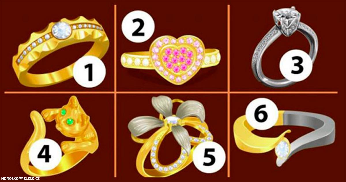 Кольцо, которое вы выберете, может кое что рассказать о вашей личности