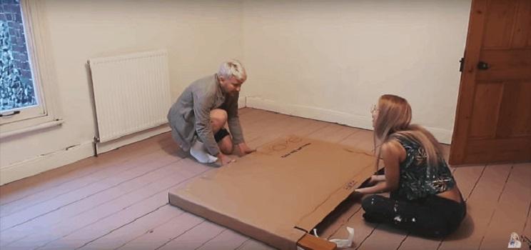 Всего за несколько дней девушка сделала ремонт в своей комнате, который впечатлил пользователей Сети
