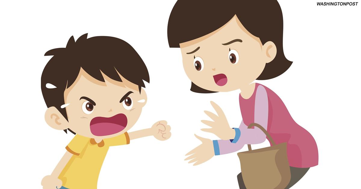 Почему дети ведут себя хуже всего именно с мамами