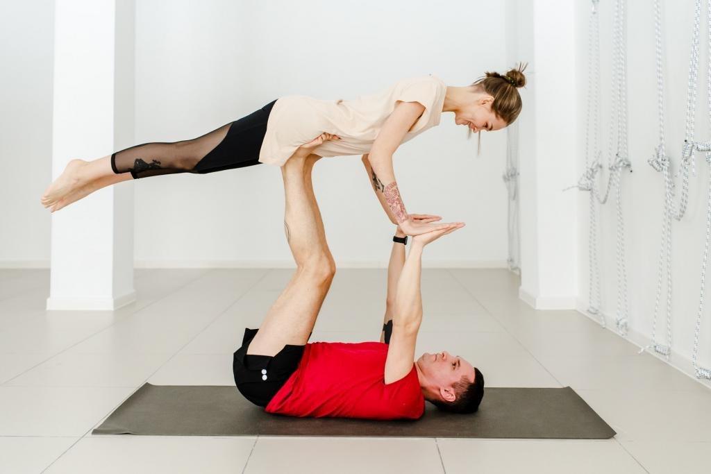 Мотивация и другие причины заниматься спортом одновременно с любимым человеком