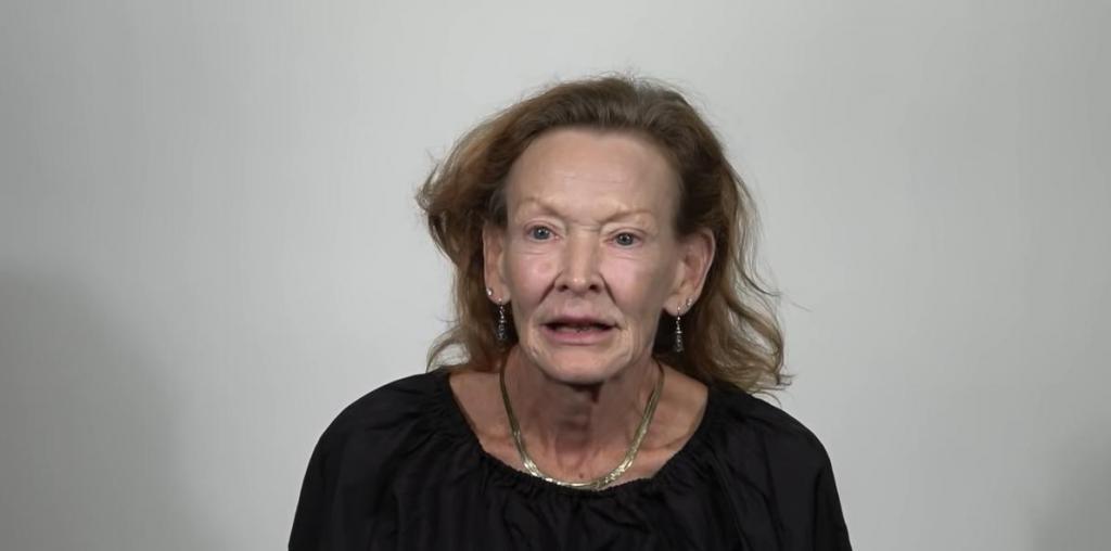 Стилист превратил 69 летнюю женщину в эффектную блондинку
