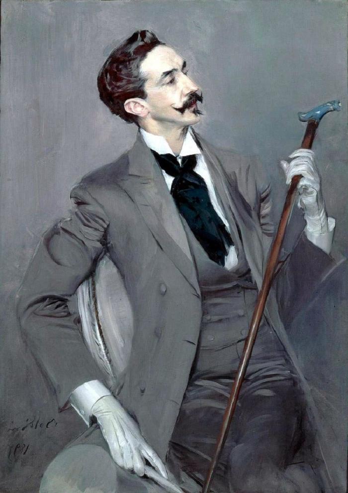 Самые красивые мужчины в разные эпохи до 21 века: какими они были более трехсот лет назад