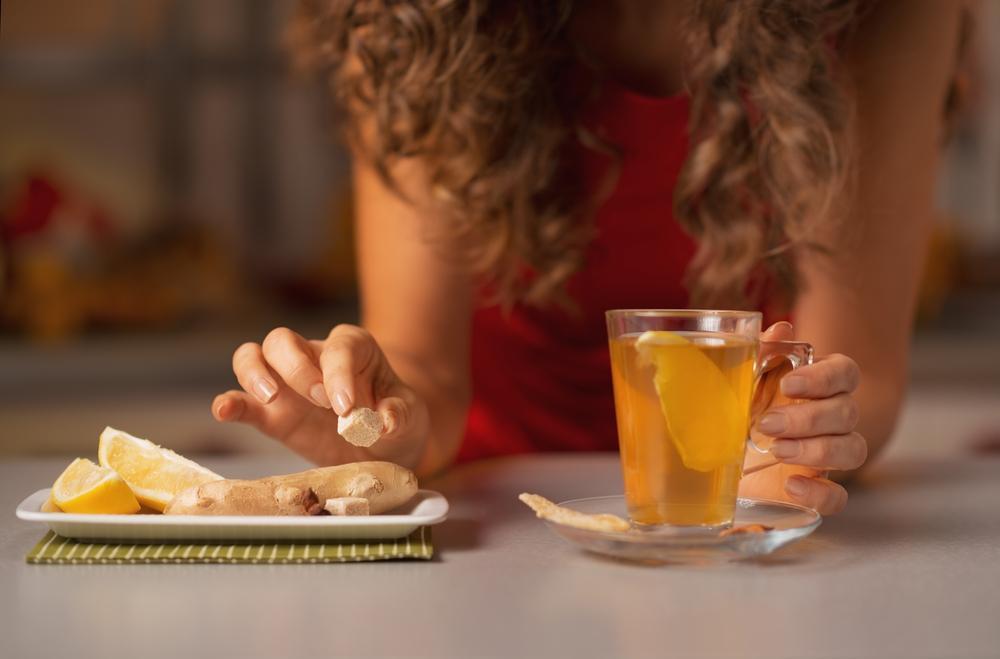 Имбирный заряд: я начинаю свое утро с имбирного напитка. Это секрет моей бодрости и крепкого иммунитета