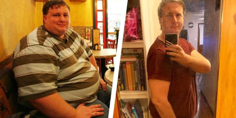 Тиму Кирквуду не нравился спортзал, но он смог похудеть на 113 килограмм. Его секрет успеха   диета Кето