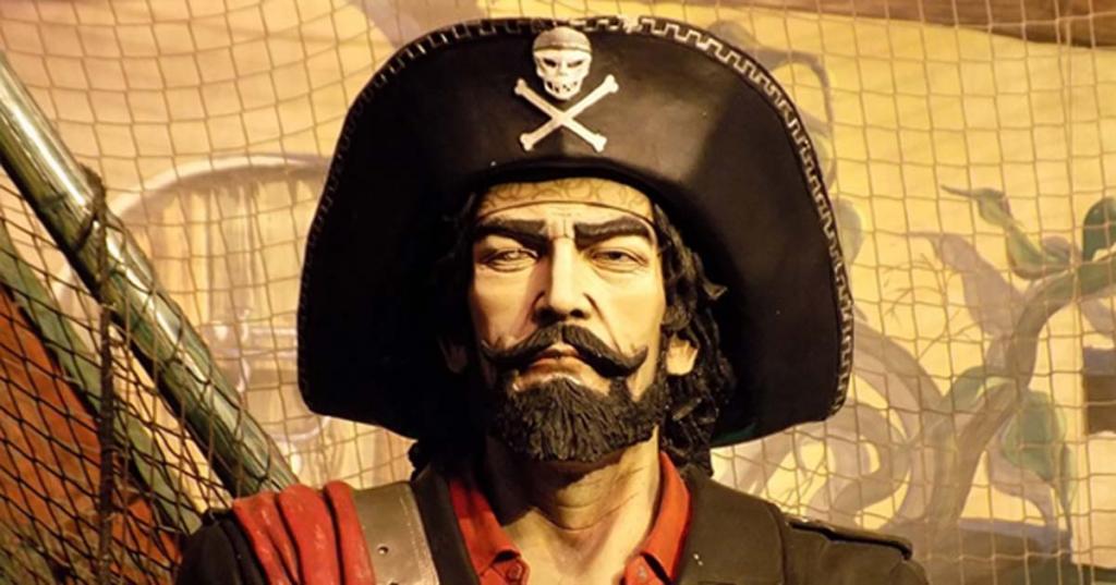 Криптограмма французского пирата. Многолетние попытки расшифровать послание о спрятанных сокровищах до сих пор ни к чему не привели