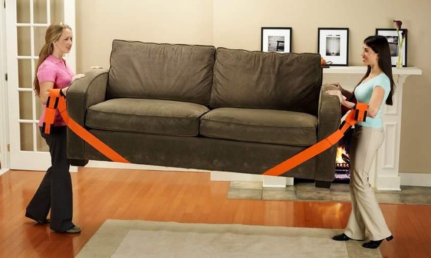 Как передвигать тяжелую мебель: практичные советы и лайфхаки