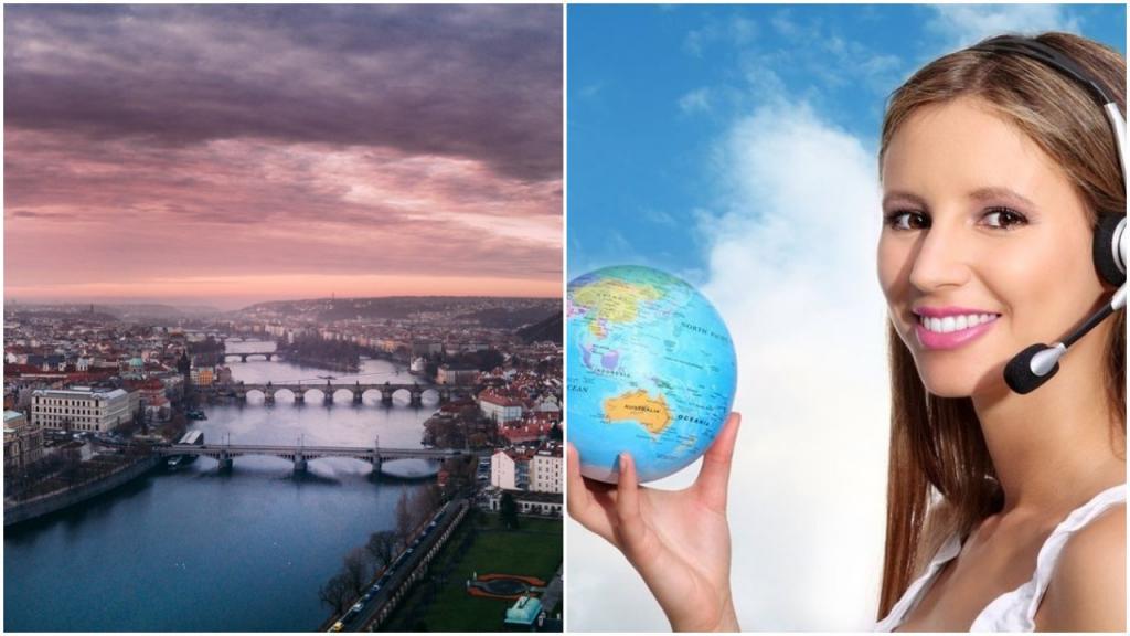 Географию необходимо учить: рекламное агентство США рекламирует отдых в Польше, но на постере - изображение Праги