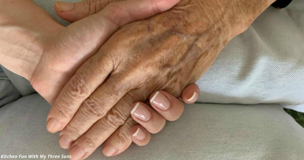 Забота об умирающем родителе в его последние дни... Личная история