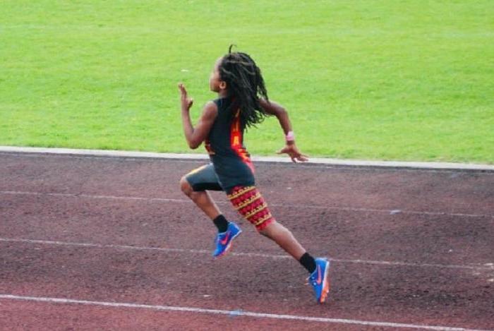 Семилетнего мальчика окрестили самым быстрым ребенком в мире: он пробежал 100 метровый спринт всего за 13 секунд