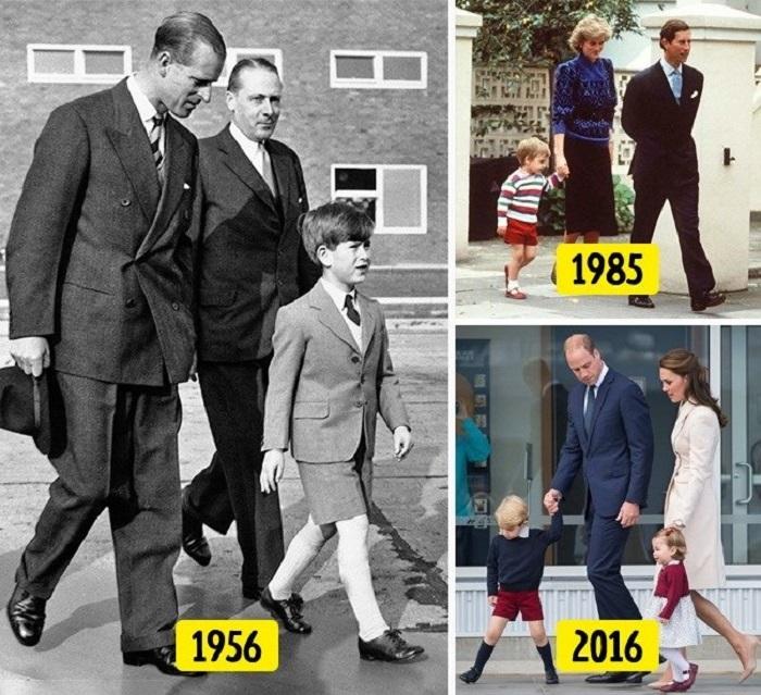 9 неудобных правил, которые должна соблюдать королевская семья: юные принцы обязаны ходить в шортах, а женщинам нельзя одеваться в черное