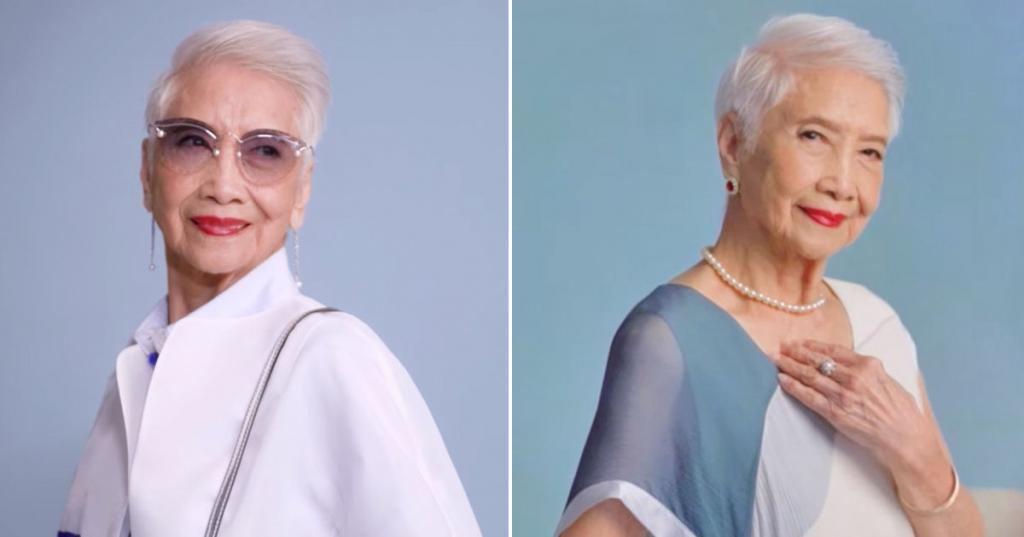 У каждого из нас еще все впереди. Самой пожилой модели 96 лет, но в мире моды она пока новичок