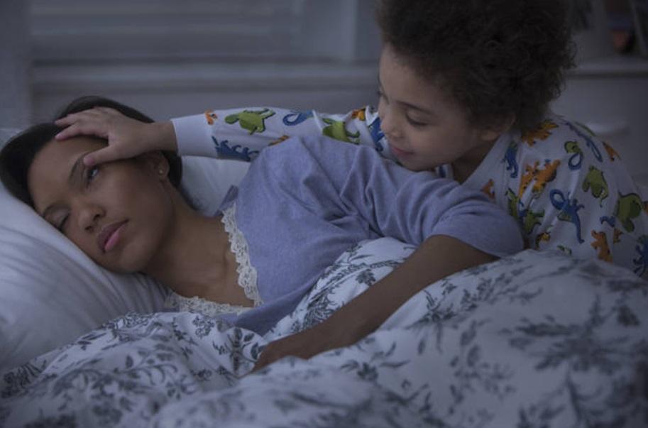 Чтобы малыши не вставали раньше времени, мама придумала специальные часы. Я хочу и для своего ребенка такие же сделать