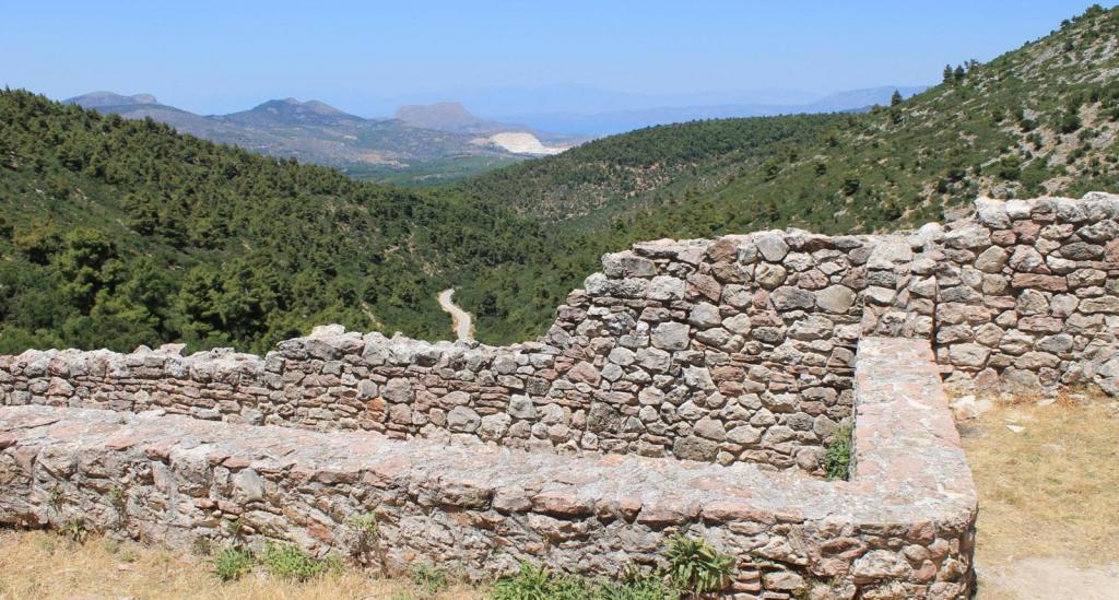 Греческие археологи открыли мифический город Тенеа, построенный троянскими военнопленными
