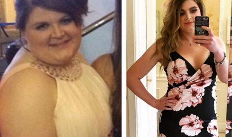 Невеста скинула 30 кг за 4 месяца, чтобы влезть в свадебное платье (фото)