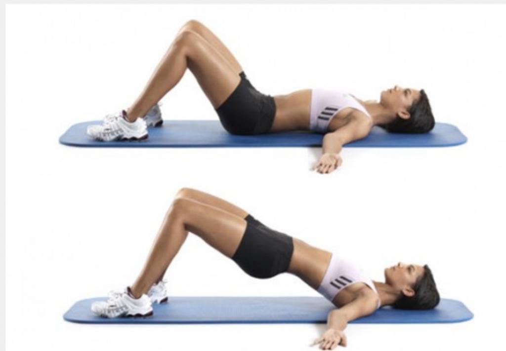 Всего 5 упражнений и по 10 минут на каждое из них: через месяц вы не узнаете свое тело