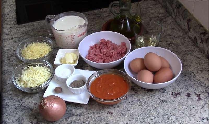 Это блюдо стало моим козырным, и я долго скрывала рецепт от подруг. Испанская запеканка с мясным фаршем: необычный вкус, простые ингредиенты