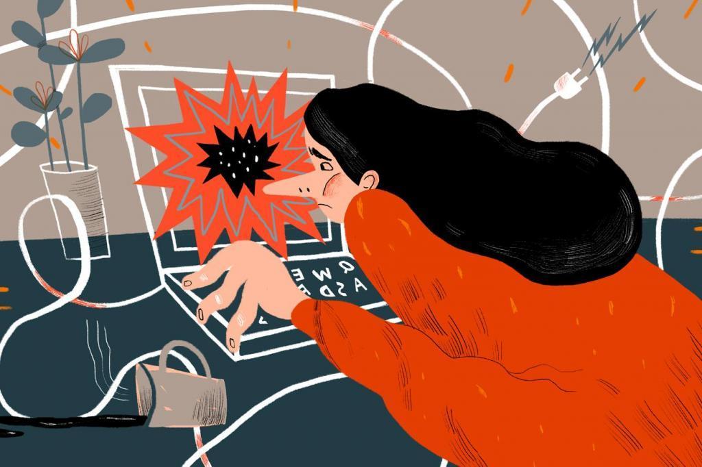 Социальные сети способны вызывать стресс и снижать интеллект