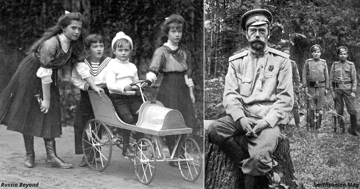 25 фото, которые показывают жизнь царской семьи перед тем, как их казнили