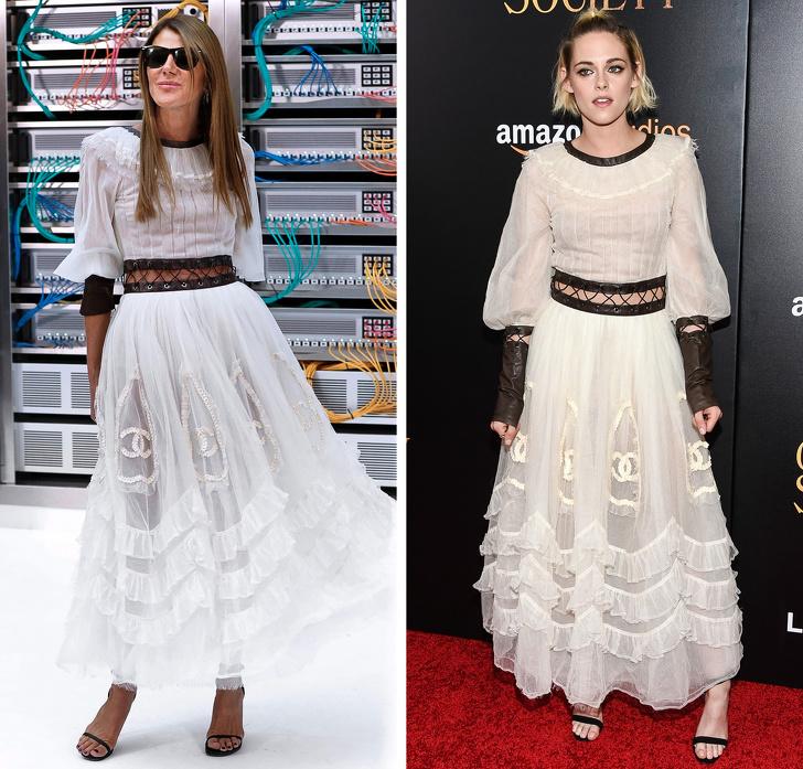 Не платье украшает человека, а человек   платье! Пэрис Хилтон и Кейт Миддлтон и другие пары звезд, которые выбрали одинаковые наряды, но выглядели в них по разному