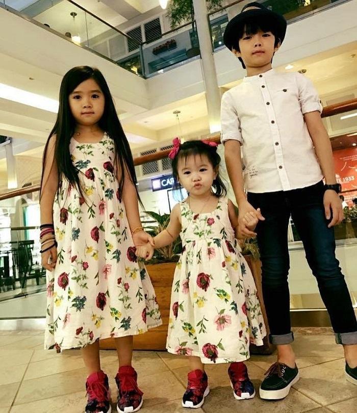 Маленькой девочкой с ангельской внешностью восхищались в Азии. Сейчас ей 10, и она изменилась