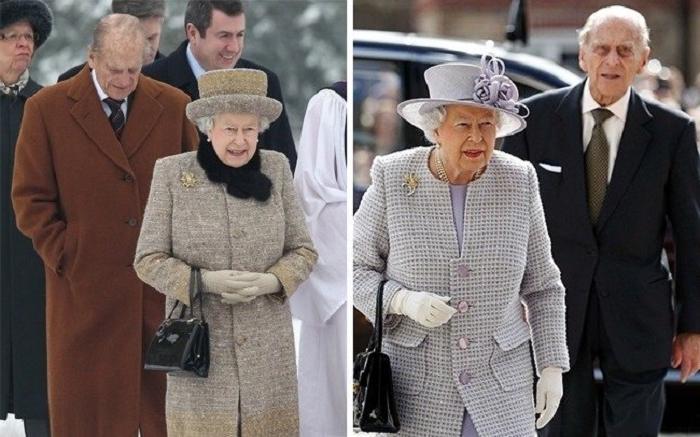 10 доказательств того, что жизнь в королевской семье   не сахар: все должны следовать за королевой, отдавать ей свои подарки, а подбородок всегда необходимо держать параллельно полу
