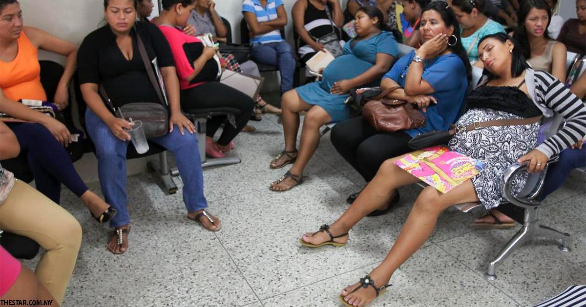 В Венесуэле презервативы стоят 169 долларов. Вот почему