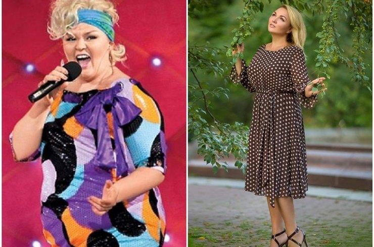 Полная звезда Comedy Woman похудела и стала обладательницей роскошной фигуры