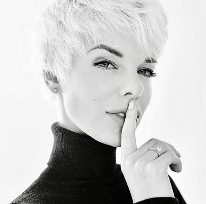 Анна Старшенбаум выложила черно-белые снимки, которые восхитили поклонников