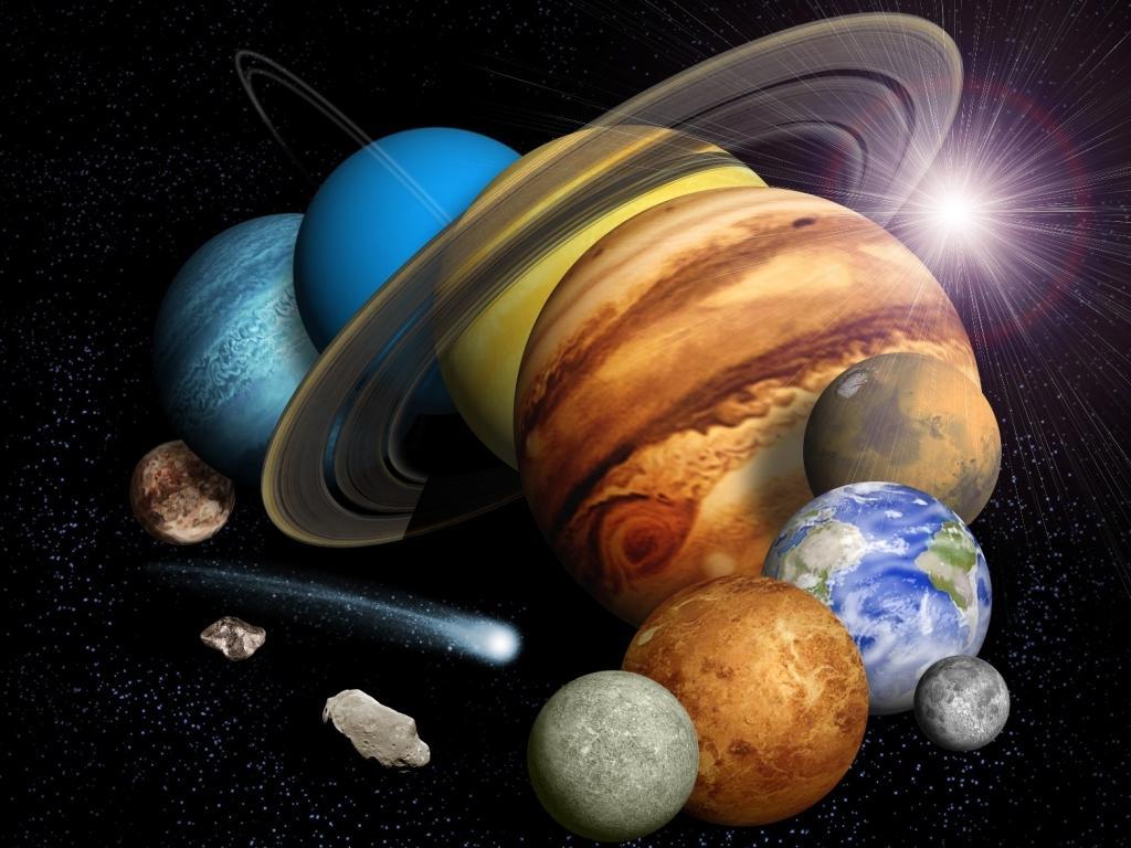 На Венере   секунду, на Марсе   полторы минуты. Сколько человек мог бы прожить на других планетах?