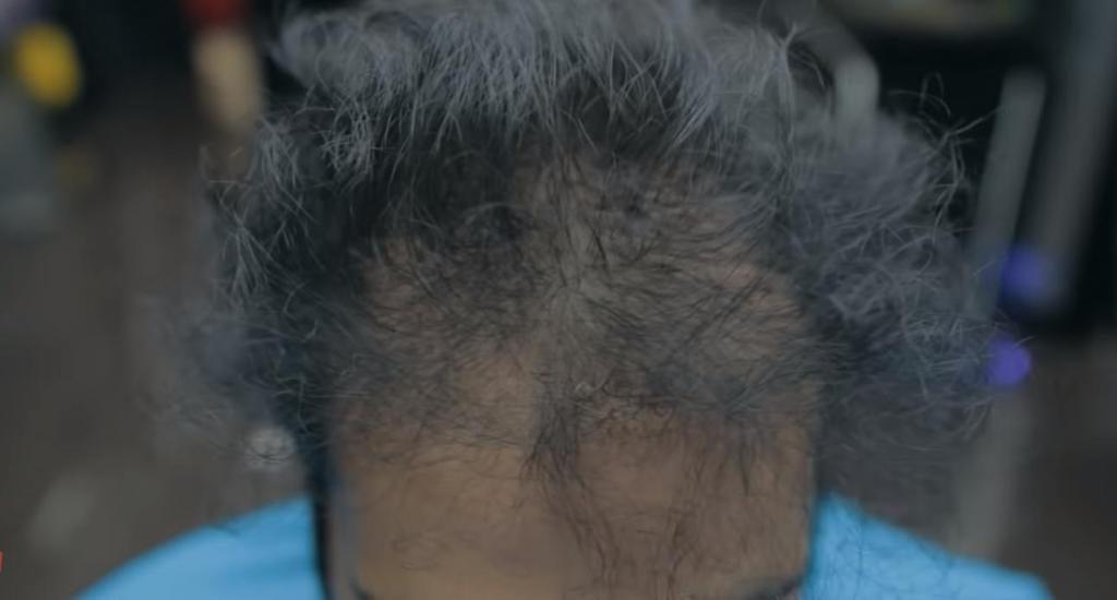 Лучший парикмахер в Дубае сделал из лысого жениха рокового красавца (видео)