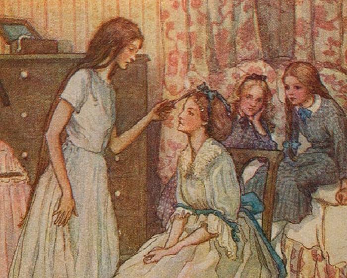Отец обанкротился, а младшая из сестер стала самой счастливой. Интересное о жизни сестер Олкотт, история которых легла в основу книги и фильмов