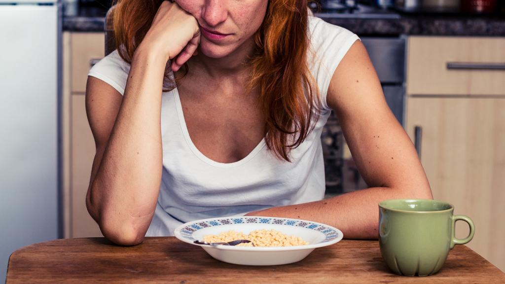 Как Не Чувствовать Голода На Диете. 8 правил похудения без голода