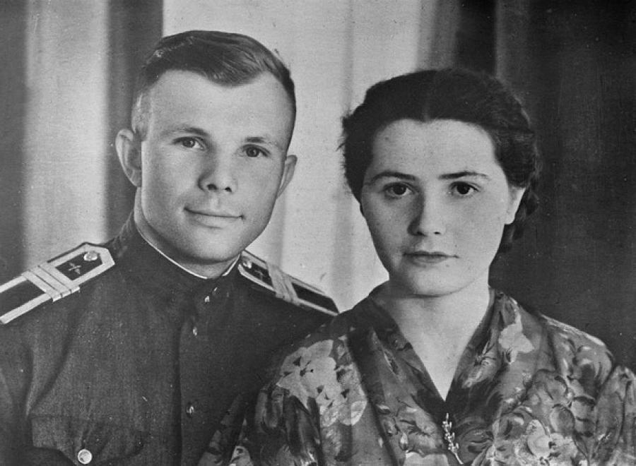 Всегда вместе на земле и в космосе: история космической любви Юрия и Валентины Гагариных