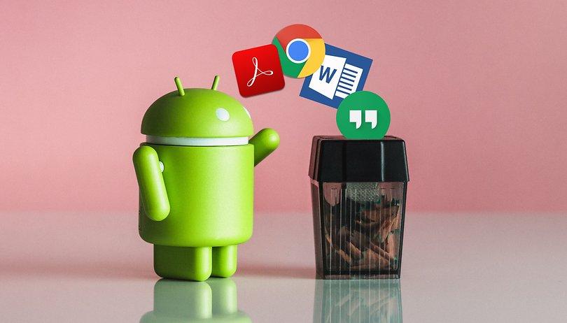 Android приложения, которые лучше удалить в целях безопасности своего устройства