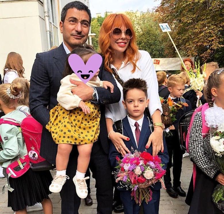 Как выглядят муж и дети Анастасии Стоцкой: фото