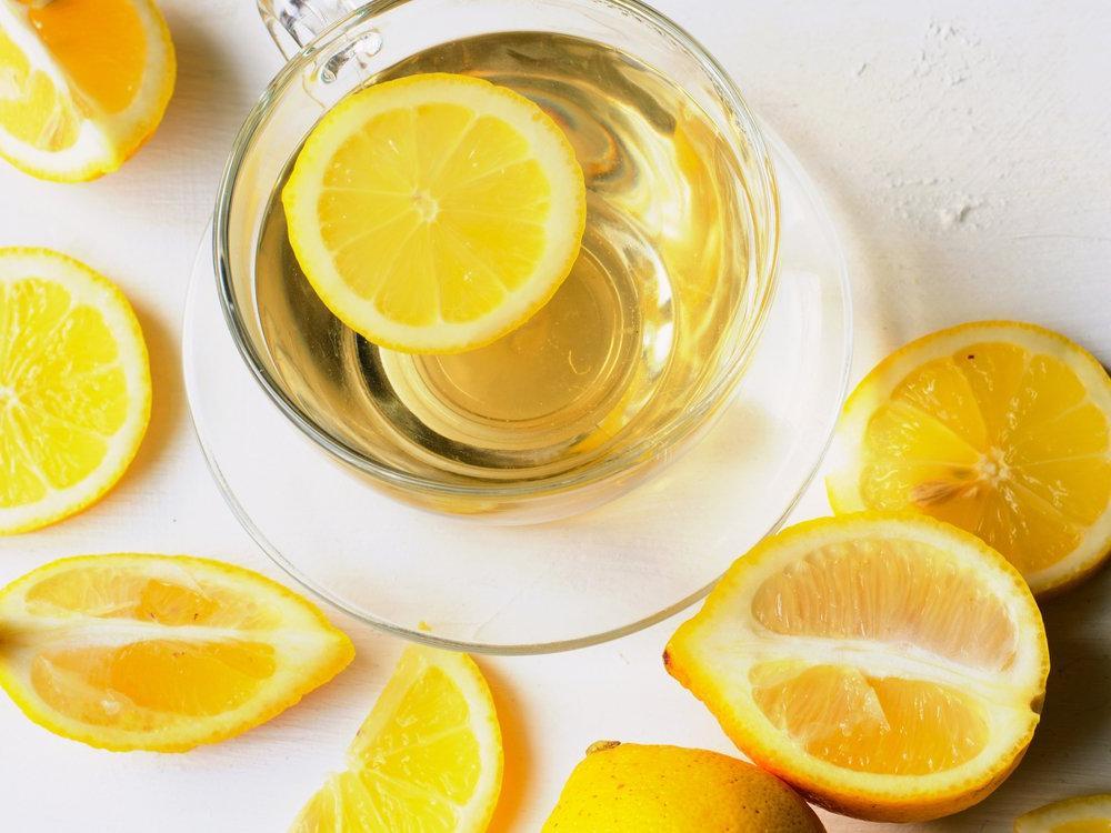 Диета С Лимонным Соком.