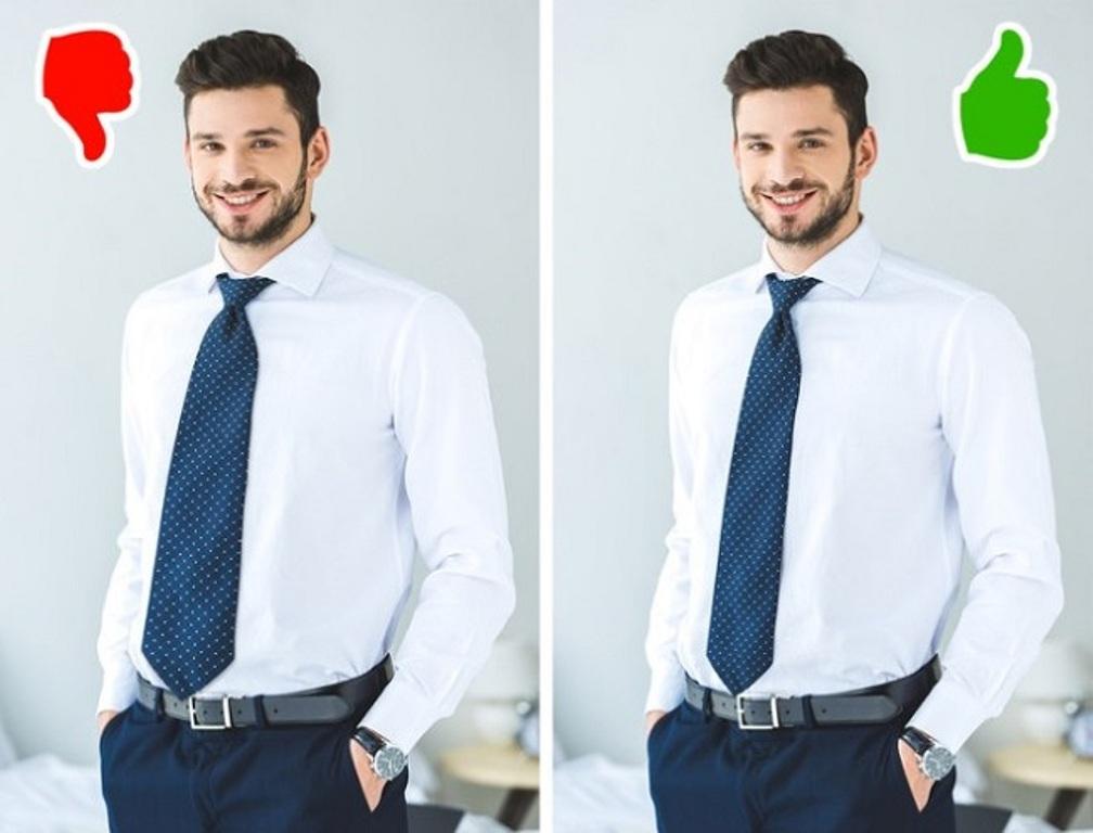 Отсутствие носков, не та длина рубашки: стилист рассказал, какие ошибки в гардеробе допускают большинство мужчин