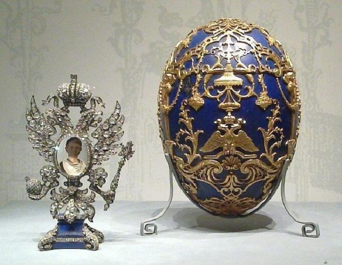 Яйца Фаберже и Янтарная комната. Сокровища, которые стоят миллионы долларов, но их еще нужно найти