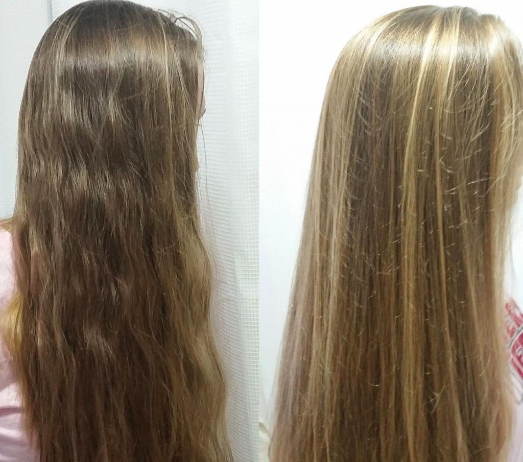 протесты осветление волос лимоном фото до и после как