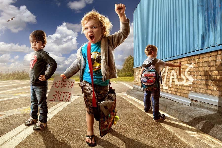 Если ребенок непослушный   это хорошо! Ученые доказали, что дети хулиганы в будущем становятся гораздо успешнее тихонь