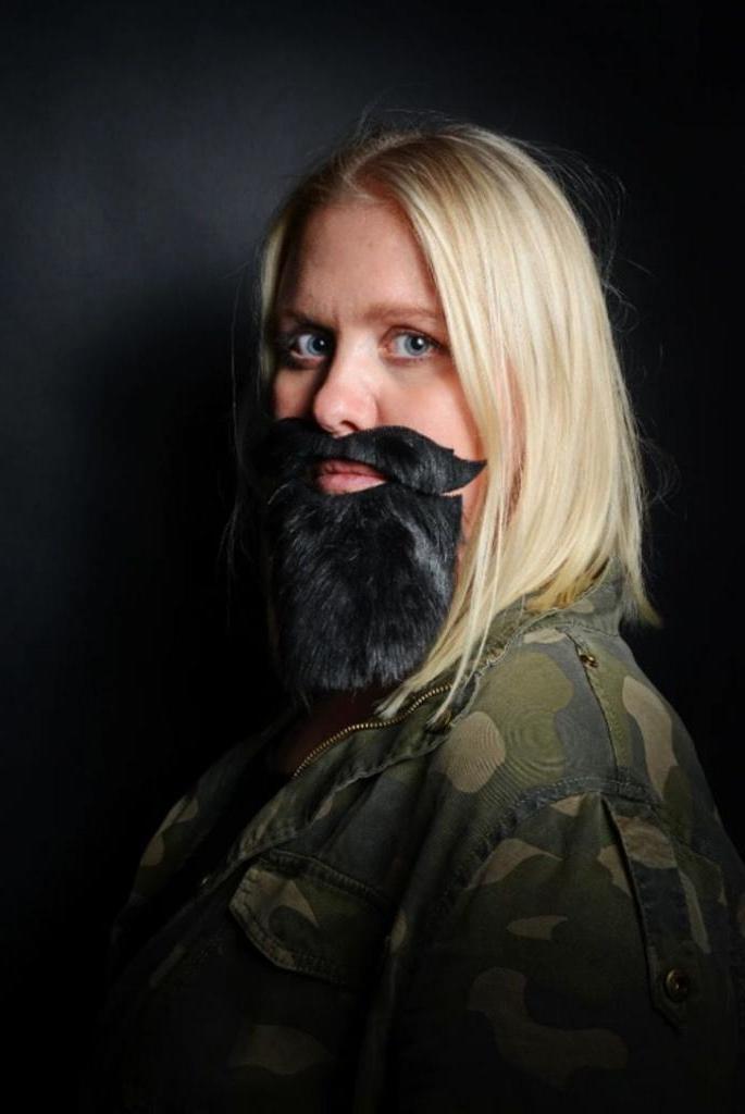 Конкурс бород и усов прошел на Кони Айленде, США: участие приняли даже женщины и дети