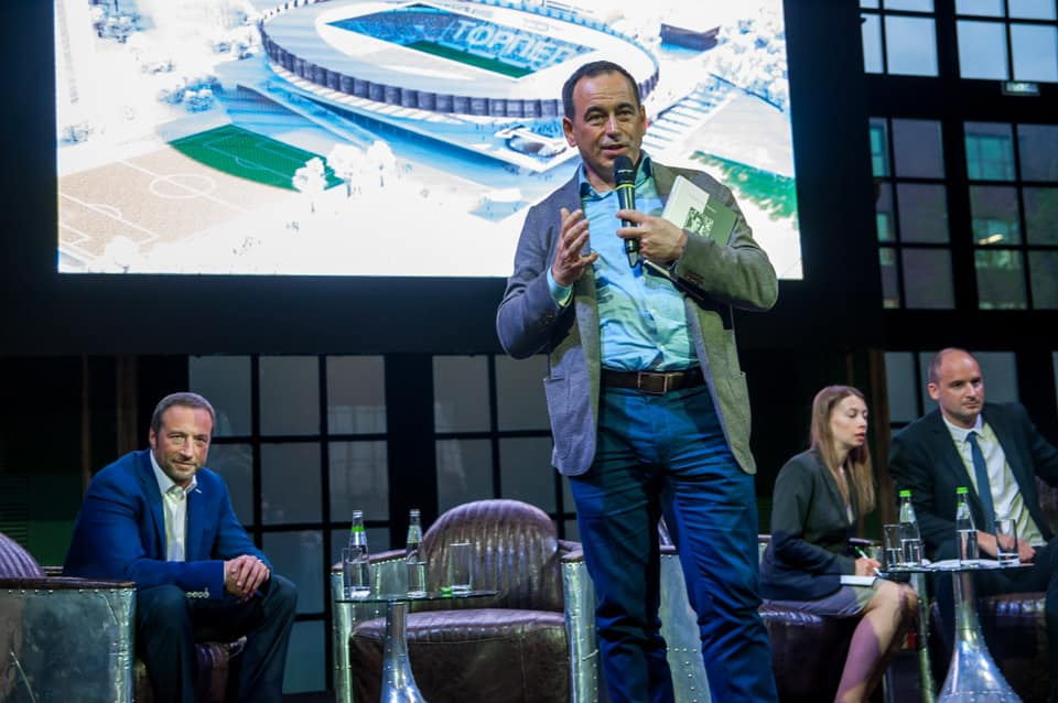Роман Авдеев — бизнесмен и меценат из списка Forbes, владелец ФК «Торпедо Москва»
