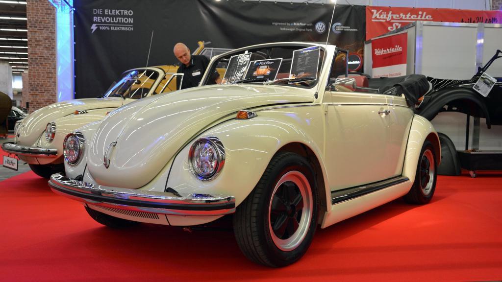 Автосалон во Франкфурте: здесь нашлось место для лучших представителей классических автомобилей всех времен (фото)