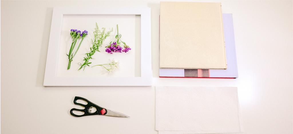 Я обожаю полевые цветы: дочь придумала, как сохранить их красоту на века в нежной рамке